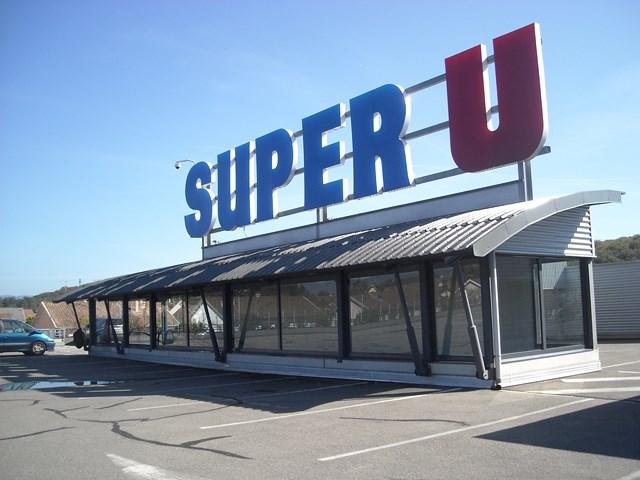 SUPER U DE VALDOIE (90)